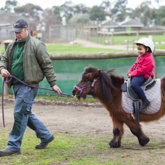 Bundoora Park Farm