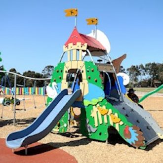 Winchester Park Playground, Epping