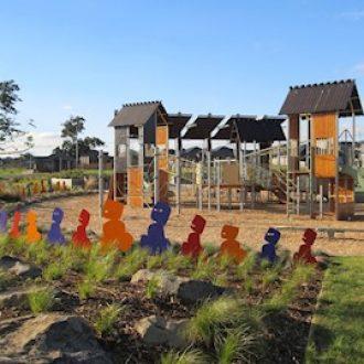 Wuchatsch Park Playground, Epping