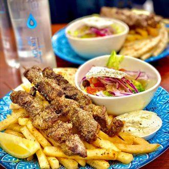 The Greek Grill on High – Gyros & Burger Bar
