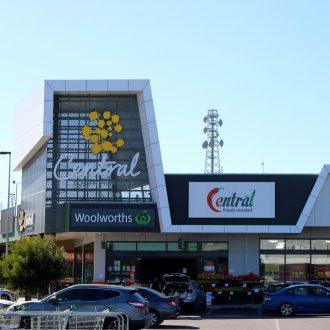 Central South Morang Shopping Mall
