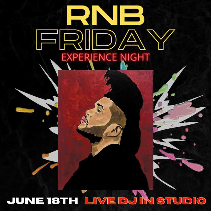 RNB FRIDAY @ Brush by the Vines