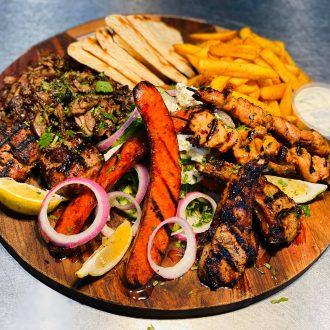 ENA Greek Street Food Plenty Valley