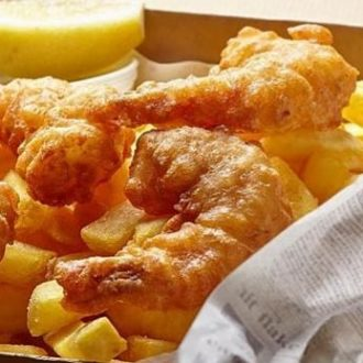 Theo's Fish and Chips